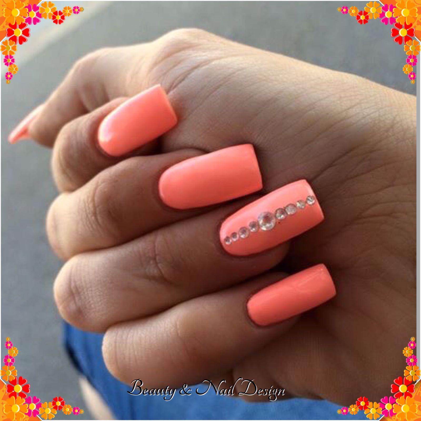 Beauty Nail Design
